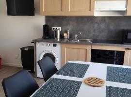 L'Appart Ideal Arromanches, apartment in Arromanches-les-Bains
