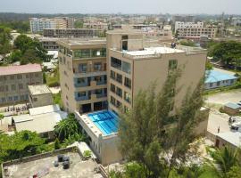 Hotel Sisters and Spa, hotel en Mombasa