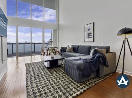 2-Story Waterfront Condo #05 (6th Floor) I Sextant, villa in Miami Beach