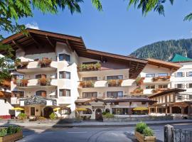 Hotel Rose, Hotel in Mayrhofen