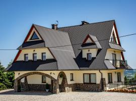Willa Pod Wierchem, homestay in Bukowina Tatrzańska