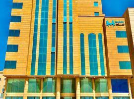 Dayafa 6 Hotel- 6 ضيافه, hotel in Al Khobar