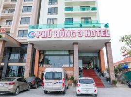 Khách Sạn Phú Hồng 3 Sầm Sơn, khách sạn ở Thanh Hóa
