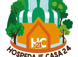 Casa 24 Puerto Iguazu, departamento en Puerto Iguazú