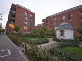 Refugehof, budget hotel in Leuven
