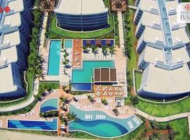 Resort Natal In Mare Bali, apartment in Parnamirim