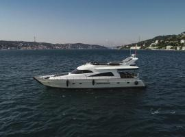 Baltık Tur, ботель в Стамбуле