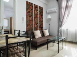 Periapton, a renovated interwar silversmithery, pet-friendly hotel in Athens