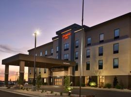Hampton Inn Burley, hotel in Burley