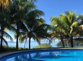 Casa com vista para o mar!, hotel near Araujo Island, Paraty