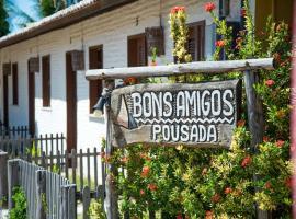 Pousada Bons Amigos, guest house in Trairi