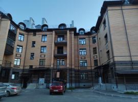 Апартаменты в центре Костромы, отель, где разрешено размещение с домашними животными в Костроме