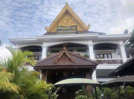 Shining Angkor Boutique Hotel, hotel in Siem Reap