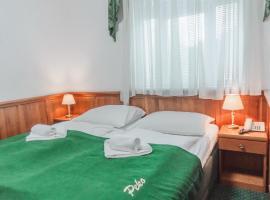 Hotel Peko – hotel w Pradze