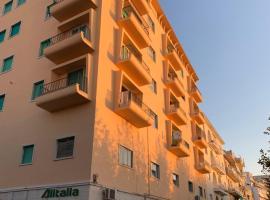 La finestrella dell'arte un orizzonte da guardare, apartment in Anzio