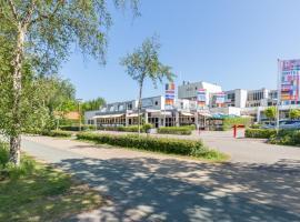 Strandhotel Bos en Duin, hotel in Oostkapelle