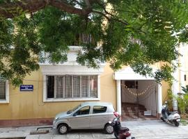 25 labourdonnais, country house in Pondicherry
