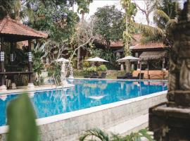 Ubud Hotel & Cottages, hotel in Malang