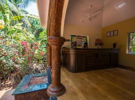 Namaste Cafe, hotel in Gokarna