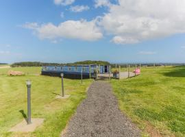 Middlemoor Farm Holidays, boat in Alnwick