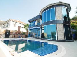 Kestel villa, отель в городе Аланья