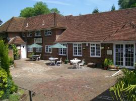 Harrow Inn, hotel near Sutton Valence Castle, Lenham