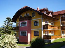 Appartementhaus Eberlhof, Hotel in Pruggern