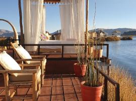 Casitas del Titicaca Peru, hotel in Puno
