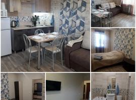 Апартаменты на Весеннем 1, accessible hotel in Novosibirsk