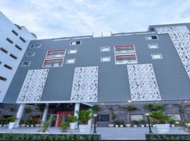PK Budget Hotel, hotel in Noida