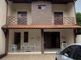 Ótima Casa em Guaramiranga, pet-friendly hotel in Guaramiranga