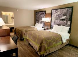 Super 8 by Wyndham Cookeville, TN, hotel in Cookeville