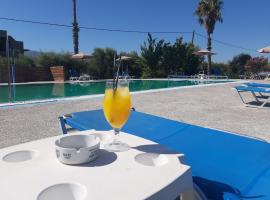 Aegean Pearl, pet-friendly hotel in Tigaki