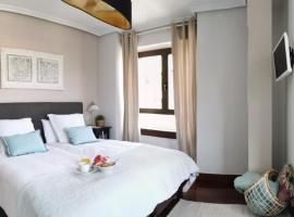 MATEO APARTMENT, accommodation in Zarautz