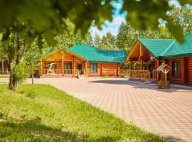 Загородный комплекс Верасы, resort in Vitebsk