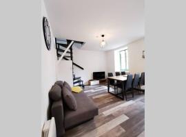 Joli appartement maison, Dol de Bretagne, calme et lumineux, proche Mont-Saint-Michel et Saint-Malo, gîte à Dol-de-Bretagne