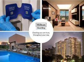 DoubleTree Suites by Hilton Bangalore, self catering accommodation in Bangalore