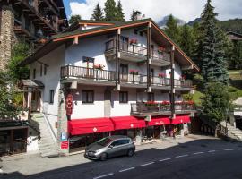 Hotel Meublè Meridiana, hotel in Valtournenche