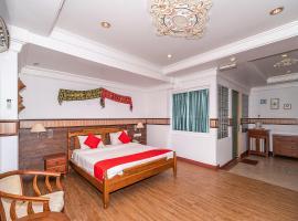 OYO 89864 Hotel Holiday Park, hôtel à Kota Kinabalu