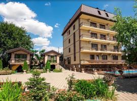 Лесная сказка База отдыха, hotel near Krasnodar International Airport - KRR, Krasnodar