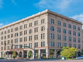 The Mining Exchange, A Wyndham Grand Hotel & Spa, hotel in Colorado Springs