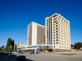 Гостиница Словакия, отель в Саратове
