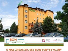 Hotel U Witaszka – hotel w pobliżu miejsca Lotnisko Warszawa-Modlin - WMI w mieście Czosnów