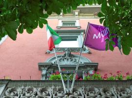 Mercure Bergamo Centro Palazzo Dolci – hotel w Bergamo