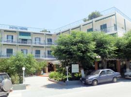 HOTEL AGYRA, отель в Поросе