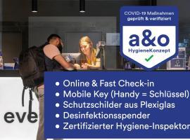 a&o Wien Hauptbahnhof, отель в Вене
