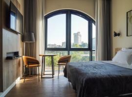 Apartique Hotel, מלון בירושלים