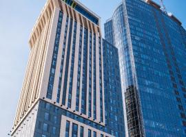Sky Loft Hotel Kyiv by Rixwell, отель в Киеве