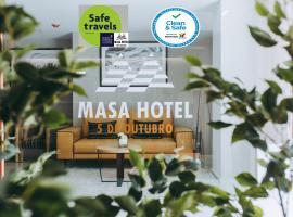 Masa Hotel 5 de Outubro, hotel near Dolce Vita Monumental, Lisbon