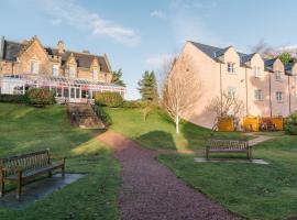 Inverness Lochardil House Hotel BW Signature Collection, отель в Инвернессе